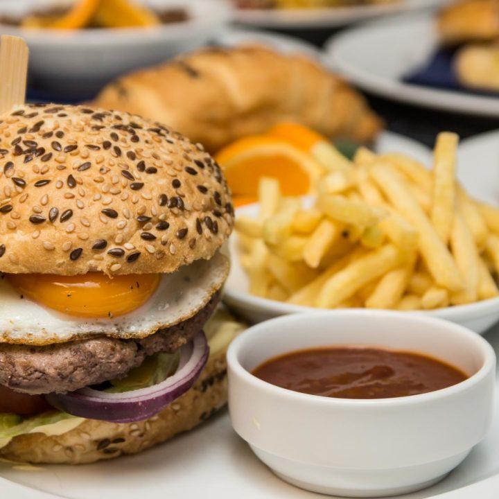 Produktová fotografie jídla